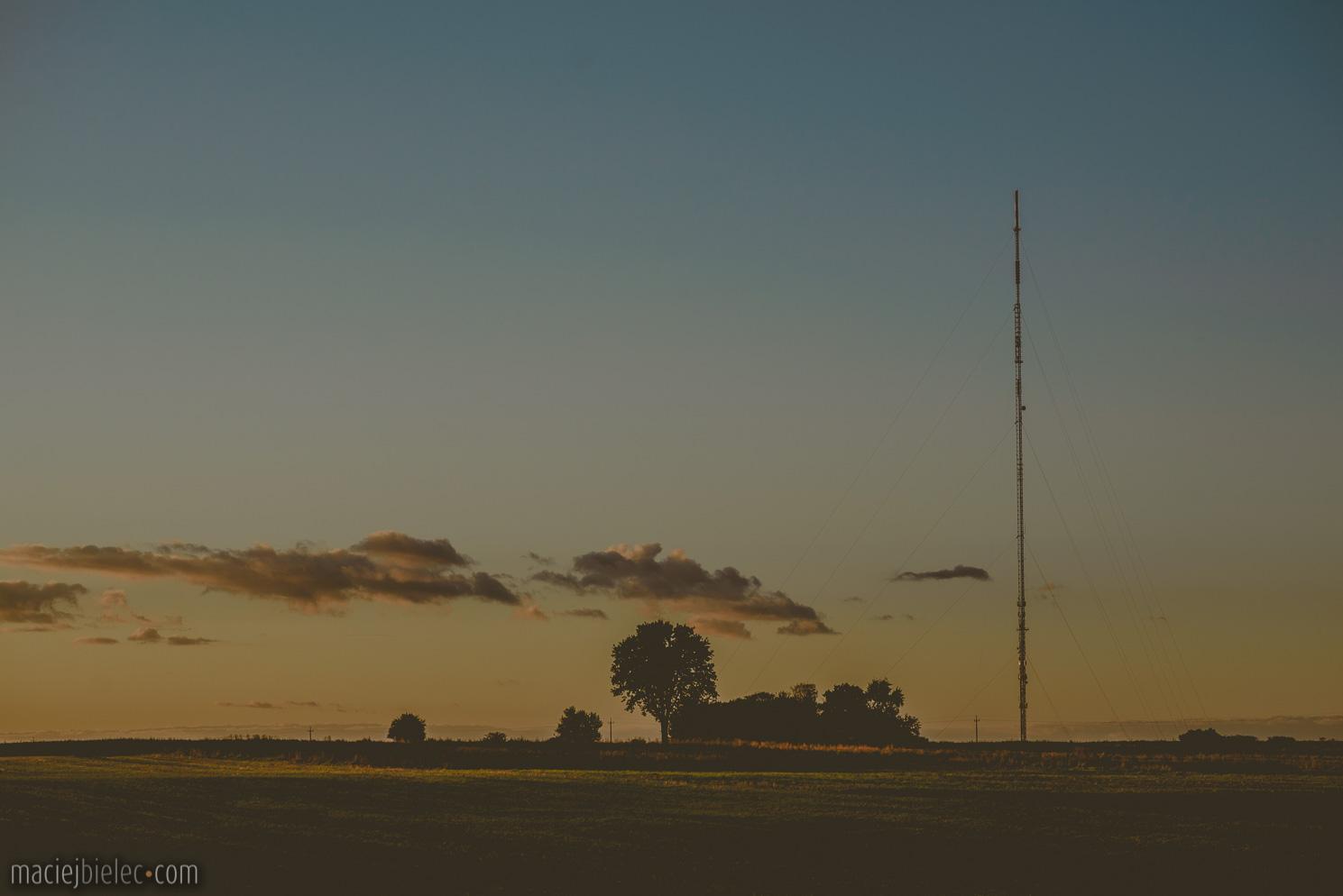 Maszt radiowy w Piaskach – Radiowo-Telewizyjne Centrum Nadawcze w Piaskach