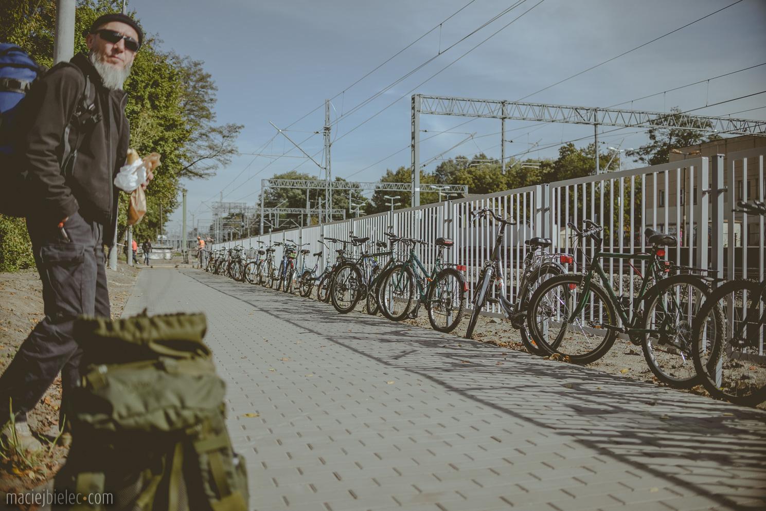 Pruszków rowerem