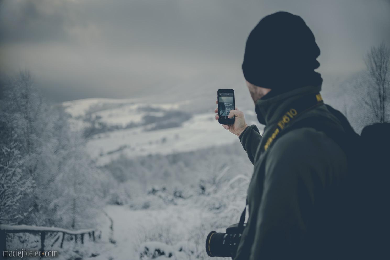 Zdjęcia z komórki vs zdjęcia lustrzanki cyfrowej