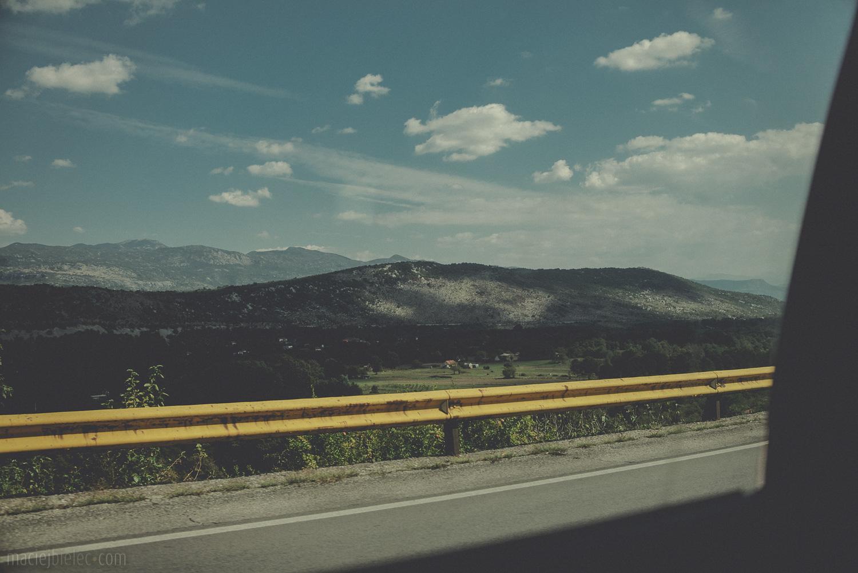 Droga nad Adriatyk